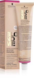 Schwarzkopf Professional Blondme Toning Toning Hair Color