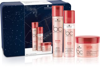 Schwarzkopf Professional BC Bonacure Peptide Repair Rescue Gift Set (For Damaged Hair)