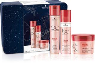 Schwarzkopf Professional BC Bonacure Peptide Repair Rescue Geschenkset (für beschädigtes Haar)