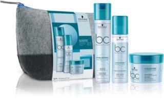 Schwarzkopf Professional BC Bonacure Hyaluronic Moisture Kick Presentförpackning (För normalt till torrt hår)