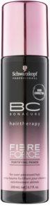 Schwarzkopf Professional BC Bonacure Fibreforce trattamento rinforzante senza risciacquo per capelli rovinati