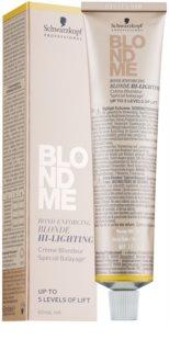 Schwarzkopf Professional Blondme Lightening Cream