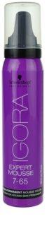Schwarzkopf Professional IGORA Expert Mousse mousse colorante pour cheveux