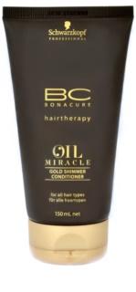 Schwarzkopf Professional BC Bonacure Oil Miracle Argan Oil après-shampoing pour tous types de cheveux
