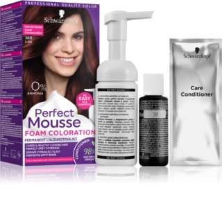 Schwarzkopf Perfect Mousse tinta permanente per capelli