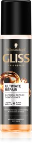 Schwarzkopf Gliss Ultimate Repair Regenerating Leave-In Conditioner for Dry and Damaged Hair