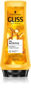 Schwarzkopf Gliss Oil Nutritive Nourishing Conditioner With Oil