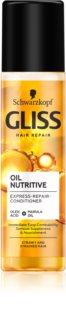 Schwarzkopf Gliss Oil Nutritive regenerační balzám pro nepoddajné a krepatějící se vlasy