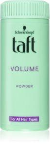 Schwarzkopf Taft Instant True Volume пудра для волос для придания объема