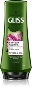 Schwarzkopf Gliss Bio-Tech Restore Intensiv-Conditioner für beschädigtes und brüchiges Haar