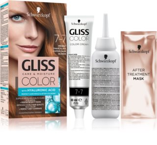 Schwarzkopf Gliss Color coloration cheveux