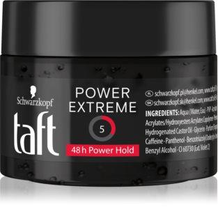Schwarzkopf Taft Power gél az extra erős tartásért hajra