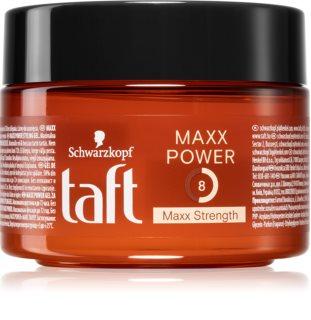 Schwarzkopf Taft MaXX Power Stark fixierendes Haargel