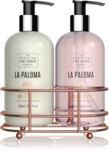 Scottish Fine Soaps La Paloma Cosmetic Set VI. for Women