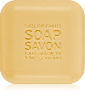 Scottish Fine Soaps Men's Grooming Vetiver & Sandalwood szilárd sampon