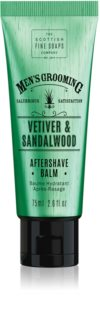 Scottish Fine Soaps Men's Grooming Vetiver & Sandalwood After Shave Balsam