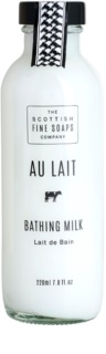 Scottish Fine Soaps Au Lait latte da bagno