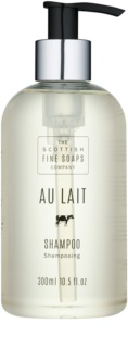 Scottish Fine Soaps Au Lait Hair Shampoo