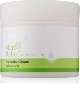 Sea of Spa Skin Relief Active Cream For Problematic Skin with Dead Sea Minerals