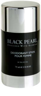 Sea of Spa Black Pearl desodorante en barra para mujer