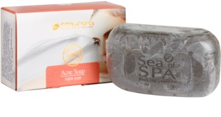 Sea of Spa Essential Dead Sea Treatment Sæbebar til at behandle akne