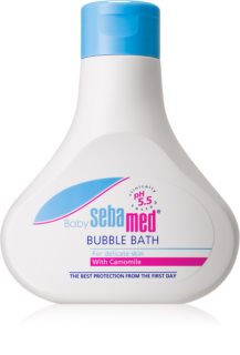 Sebamed Baby Wash Bath Foam for Children from Birth