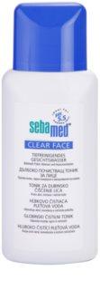 Sebamed Clear Face глибоко очищуюча тонізуюча вода