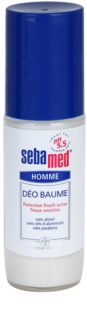 Sebamed For Men bálsamo roll-on con bola para pieles sensibles