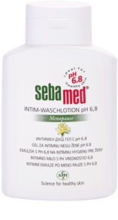 Sebamed Wash emulsione per l'igiene intima in menopausa pH 6,8