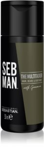 Sebastian Professional SEB MAN The Multi-tasker Shampoo  voor haar, baard en lichaam