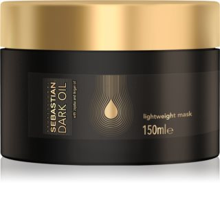 Sebastian Professional Dark Oil maseczka odżywcza do nabłyszczania i zmiękczania włosów