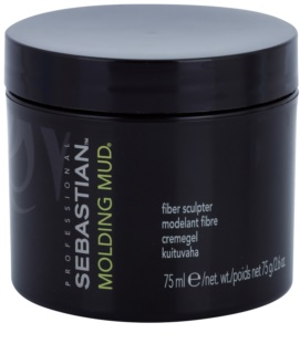 Sebastian Professional Molding Mud Modeling Clay For Thick, Coarse And Dry Hair