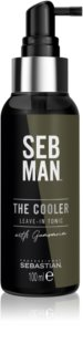 Sebastian Professional SEB MAN The Cooler Refreshing Toner For Smooth Styling And Volume
