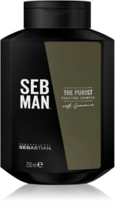 Sebastian Professional SEB MAN The Purist почистващ шампоан