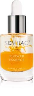 Semilac Paris Care Flower Essence hydratisierendes Öl Für Nägel und Nagelhaut