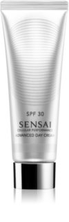 Sensai Cellular Performance Advanced Day Cream дневен лифтинг крем  SPF 30