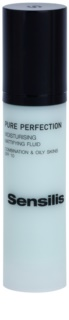 Sensilis Pure Perfection fluid hidratant cu efect matifiant