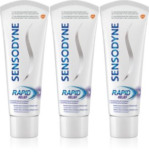 Sensodyne Rapid dentifrice pour dents sensibles