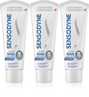 Sensodyne Repair & Protect Whitening Blegende tandpasta Til sensitive tænder