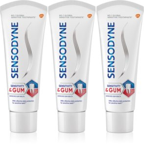 Sensodyne Sensitivity & Gum dentifrice pour dents sensibles
