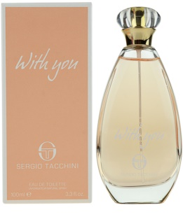 Sergio Tacchini With You eau de toilette for Women