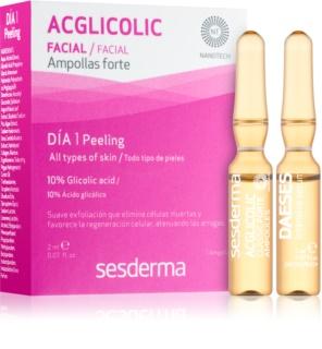 Sesderma Daeses & Acglicolic set de cosmetice I. pentru femei