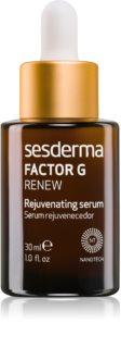 Sesderma Factor G Renew сыворотка для лица с эпидермальным фактором роста для омоложения кожи