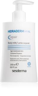 Sesderma Hidraderm Hyal intenzívne hydratačné telové mlieko pre extrémne suchú pokožku