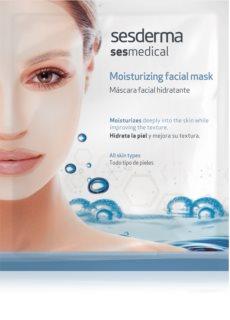 Sesderma Sesmedical Moisturizing Facial Mask Fugtende ansigtsmaske til alle hudtyper