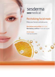 Sesderma Sesmedical Revitalizing Facial Mask mascarilla revitalizante para todo tipo de pieles