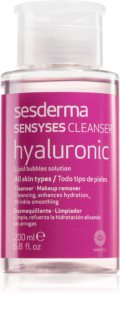 Sesderma Sensyses Cleanser Hyaluronic лосион за почистване на фон дьо тен с хиалуронова киселина