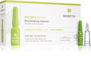 Sesderma Factor G Renew revitalisierendes Serum zur Verjüngung der Haut