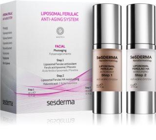 Sesderma Liposomal Ferulac soin rénovateur de peau 2 étapes