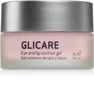 Sesderma Glicare gel antirrugas contorno de olhos e lábios